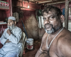 Street Photography, Colombo, Sri Lanka by David Gleave