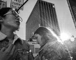 Street Photography, New York, September 2016 by David Gleave