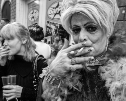 Pride, Manchester, August 2018 by David Gleave