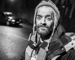 Street Photography, Manchester by David Gleave