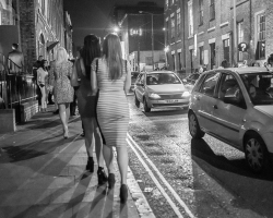 Street Photography Liverpool by David Gleave