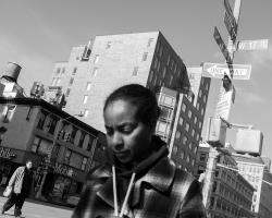 Street Photography New York February 2015 by David Gleave