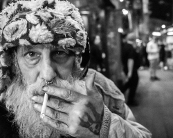 Street Photography, Camden Town by David Gleave