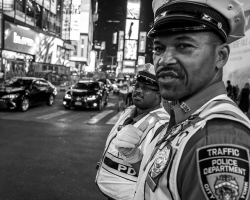 Street Photography, New York by David Gleave