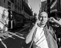 Street Photography New York, September 2016 by David Gleave
